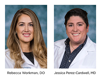 Workman, DO and Perez-Cardwell, MD