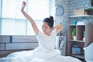 Which Helps You Sleep Better?